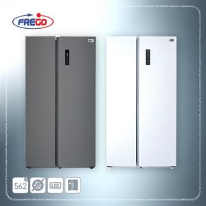 1 FREGO Side By Side Refrigerator 562L