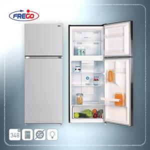 10 FREGO Top Mount Refrigerator 348 L
