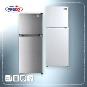 13 FREGO Top Mount Refrigerator 201 L