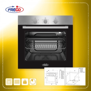 FREGO Gas Oven Built-In 60 cm
