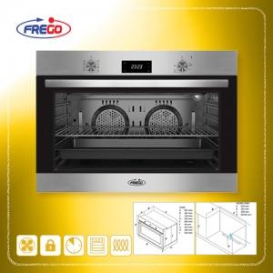 FREGO Electric Built-In Oven 90 cm