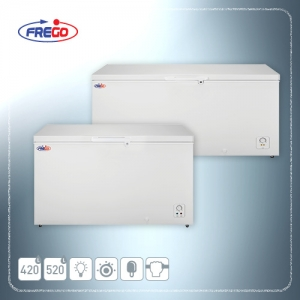 FREGO Chest Freezer 520 L - 420 L