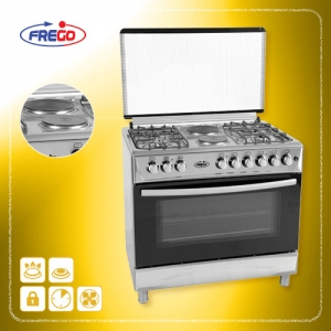 FREGO Gas Electric Cooker 90X60
