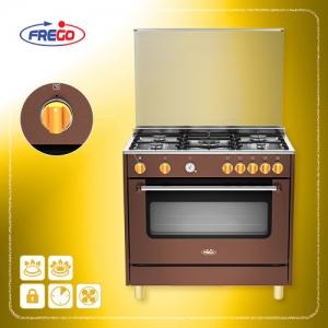 FREGO Luxury Gas Cooker 90X60