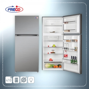 8 FREGO Top Mount Refrigerator 410 L
