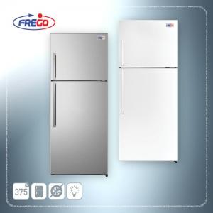 9 FREGO Top Mount Refrigerator 375 L