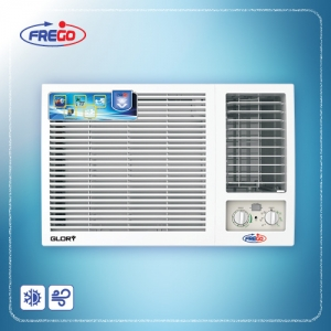 FREGO Air Conditioner Window AC GLORY Series 2