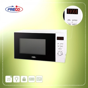 FREGO Microwave Oven 23L - 800W. white color