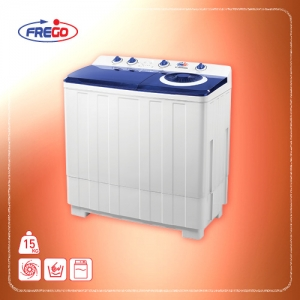 FREGO Twin Tub Washing Machine 15K