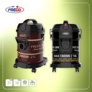 FREGO Vacuum Cleaner 21L - 2000W : 18L - 1800W